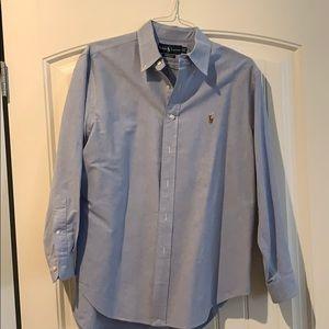 Men's Ralph Lauren polo dress shirt